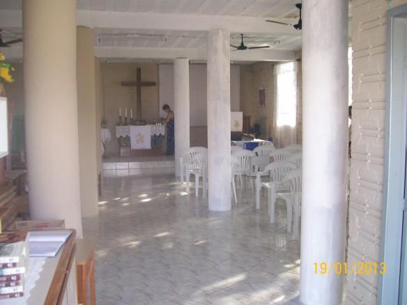 construção da igreja em portão - 1ª etapa (1)