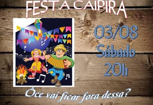 festa caipira 2013