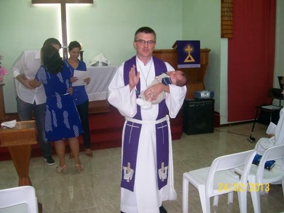 Pastor Marcos J. Fester (2007-2013)