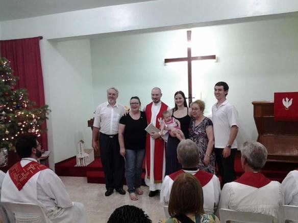 Pastor Arthur Benevenuti (2013-)
